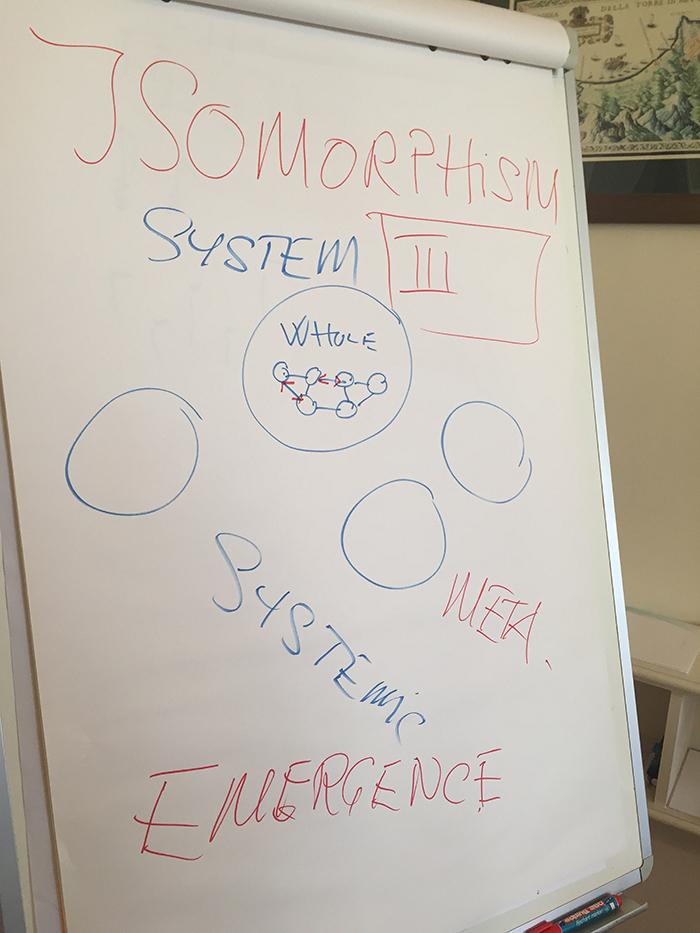 Isomorphism. Meta and Emergence