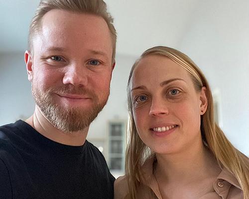 Eric and Maria